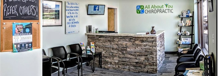 Chiropractic Holland MI Front Desk